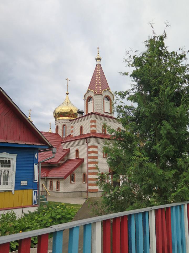 Храм святителя Феодосия Черниговского