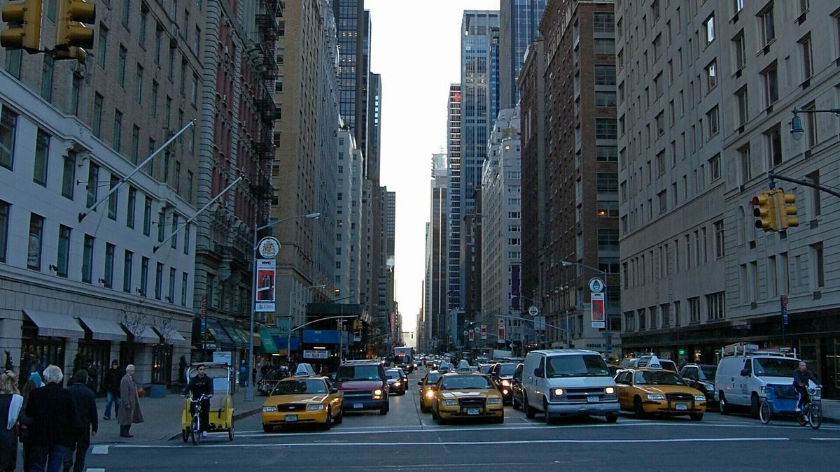 Нью-Йорк, улица