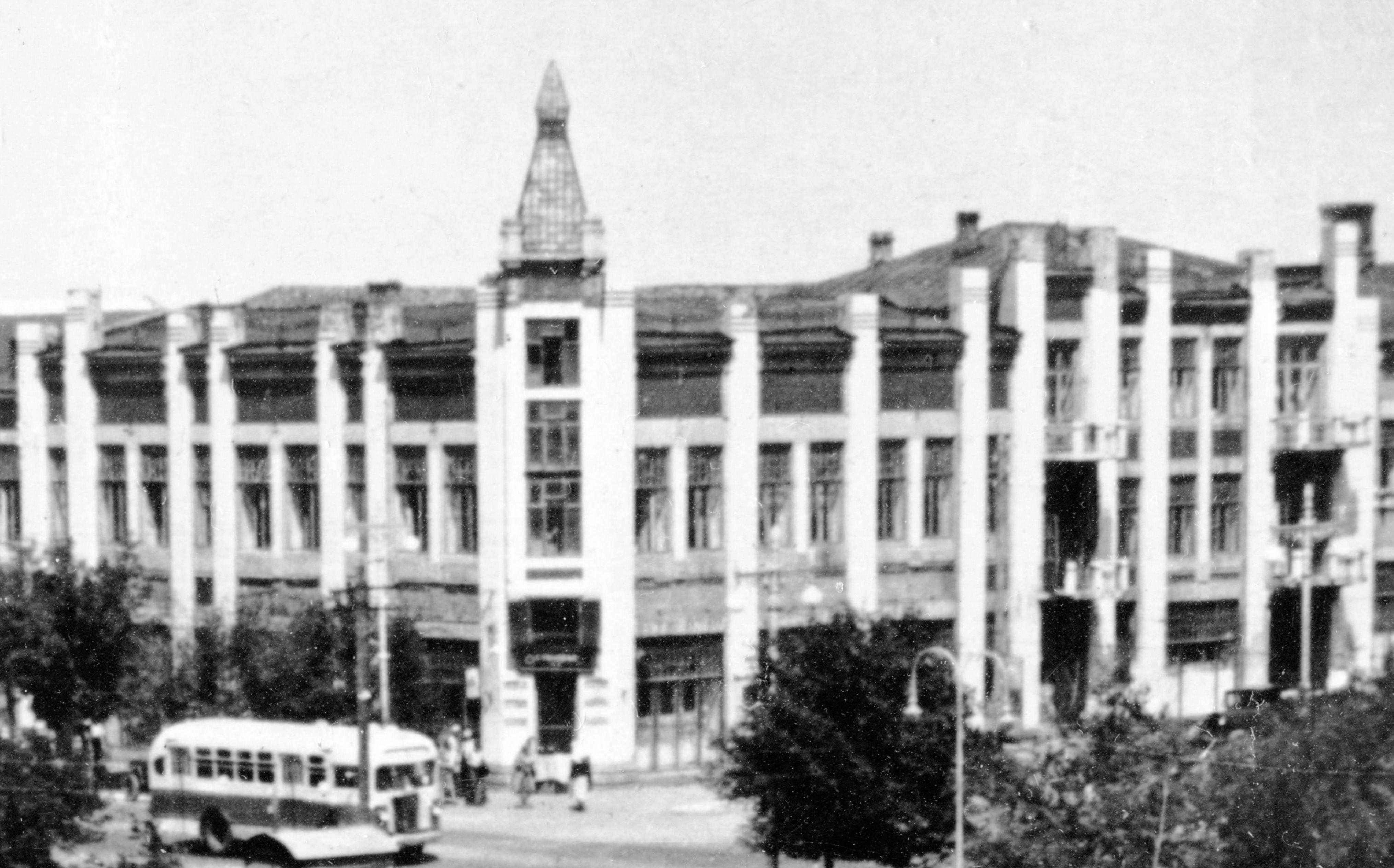 Оренбург, дом офицеров, ул. Советская 48